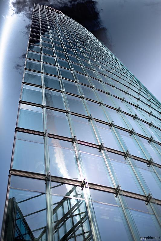 Berlin - DB Tower