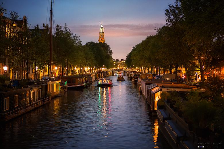 Amsterdam Evening Moods